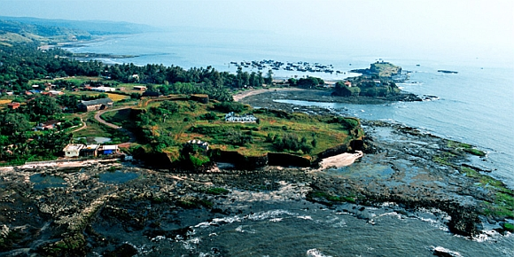 Goa Fort, Ratnagiri