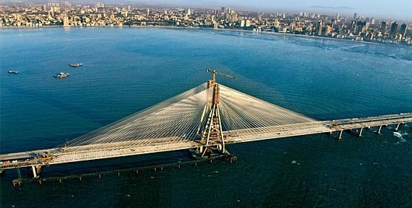 The Bandra-Worli Sea Link