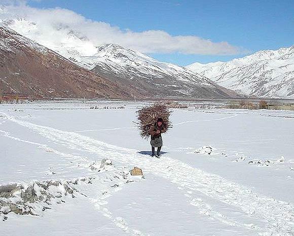The Wakhan Corridor