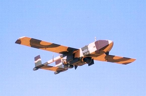 UAV Nishant