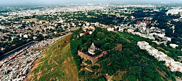 Parvati, Pune