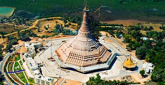 Pagoda, Gorai
