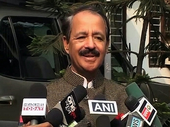 Congress spokesperson Rashid Alvi
