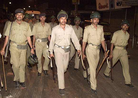 High alert on 10th anniversary of Godhra carnage