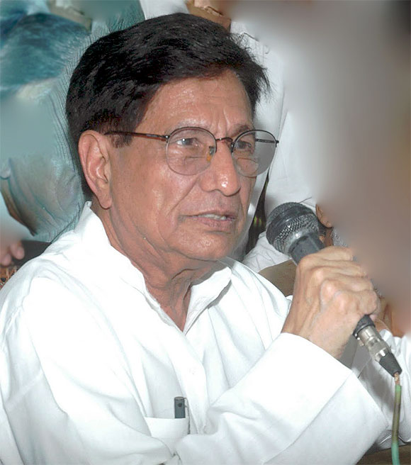 Civil Aviation Minister Ajit Singh