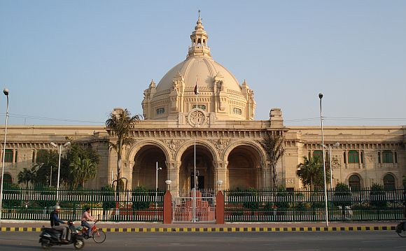 The magnificent Uttar Pradesh assembly