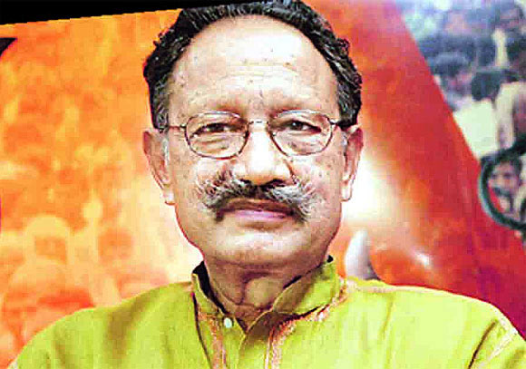 Uttarkhand Chief Minister Major General B C Khanduri (retd)