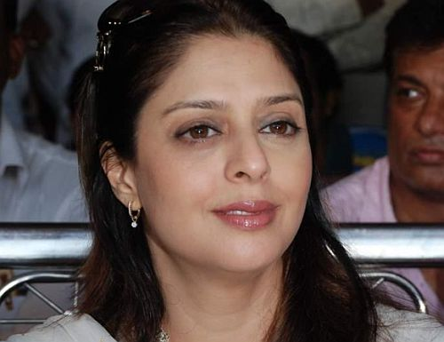 Nagma as Neta