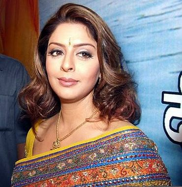 Nagma, as attractive as ever!