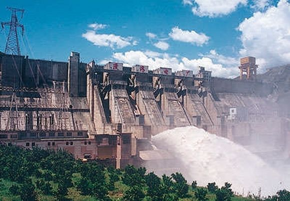 Manwan Dam