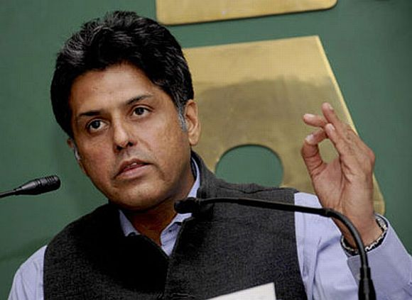 Congress spokesperson Manish Tewari