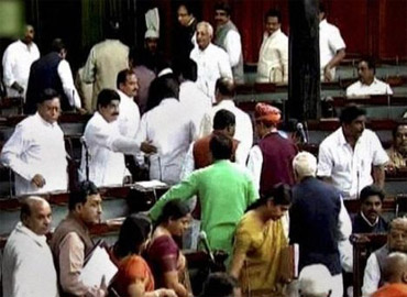The Lokpal debate in Parliament