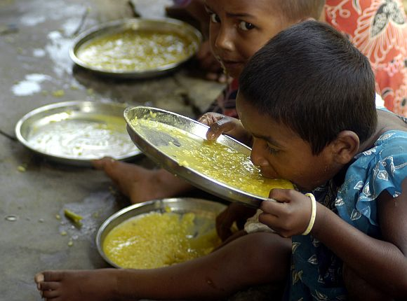 There has been a well-orchestrated campaign to depict the food security bill as an irresponsible way of doling out largesse