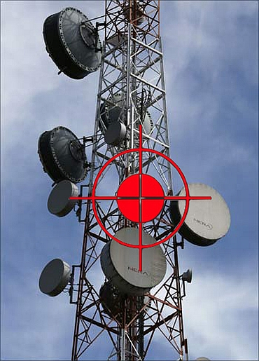 70 and counting: Why are Naxals bombing mobile towers?