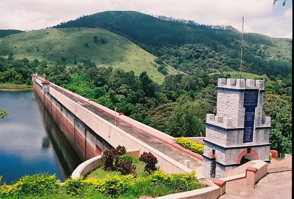 Image result for dams in tamilnadu