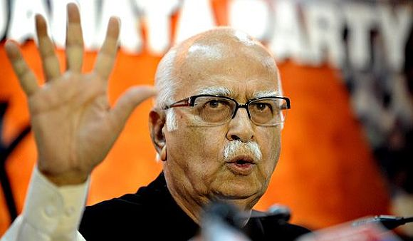 Why Advani is upset with Nitin Gadkari