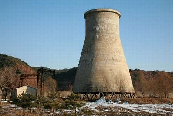 The Chashma II nuclear plant in Pakistan