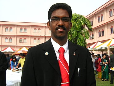 Balaganesh Ponniah from Malaysia