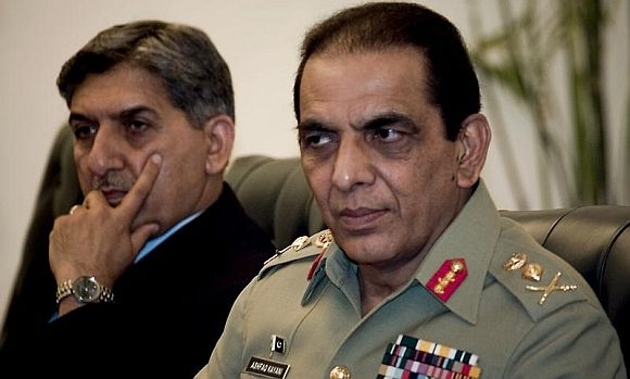 Army chief, ISI chief have overstepped authority