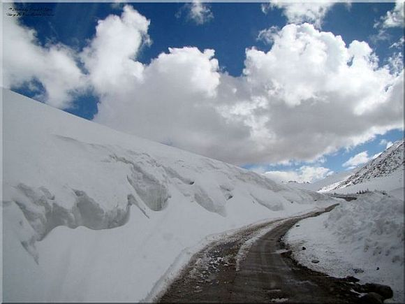 From Sikkim to Stuttgart, readers' snow PHOTOS