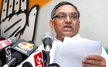 Congress spokesperson Janardhan Dwivedi