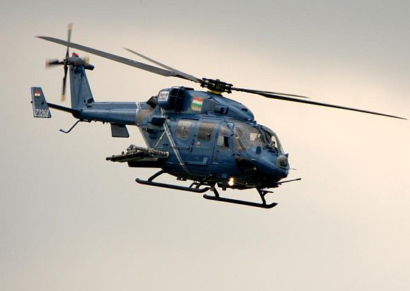 HAL's Advanced Light Helicopter