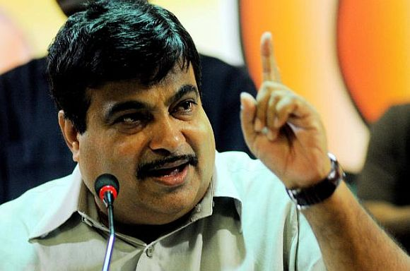 Cooperative movement, which is dear to BJP chief Gadkari, also finds a place in the vision document