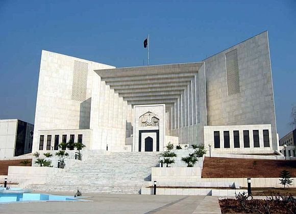 The Pakistan Supreme Court at Islamabad