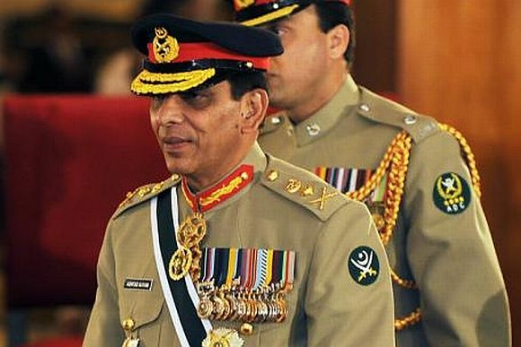 Pakistan Army Chief Kayani