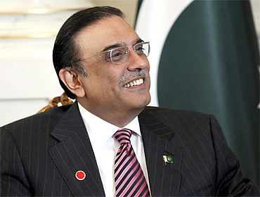 It is alleged the Memo was written at Pakistan President Asif Ali Zardari'S behest