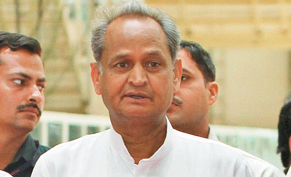 No post is priority for me, will go by party decision on CM: Gehlot