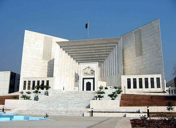 The Pakistan Supreme Court