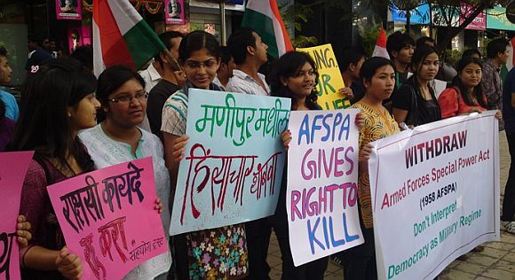 31 years on, AFSPA still a poll issue in Manipur