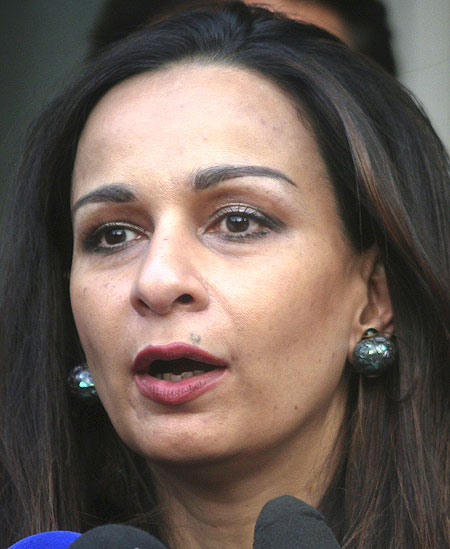 Sherry Rehman was named Pakistan's ambassador to the US after Husain Haqqani was replaced after the 'Memogate' scandal