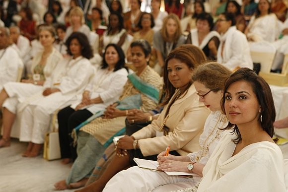 The previous International Conferences organised by The Art of Living have seen women achievers from all across the globe