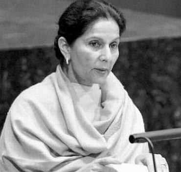 Union Minister of State for External Affairs Preneet Kaur