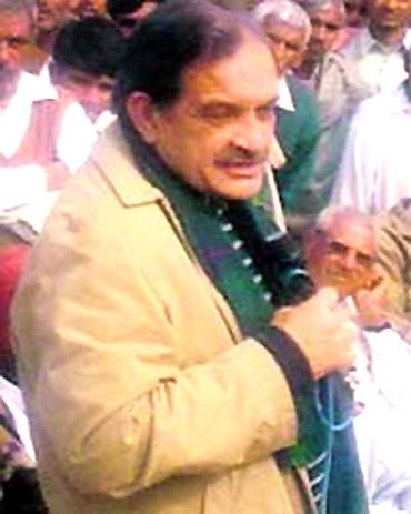 Chaudhry Birendra Singh