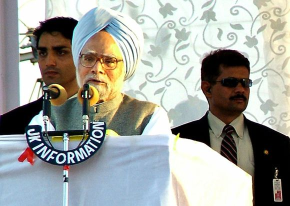 Prime Minister Manmohan Singh said last week that foreign NGOs are behind the KNPP protest