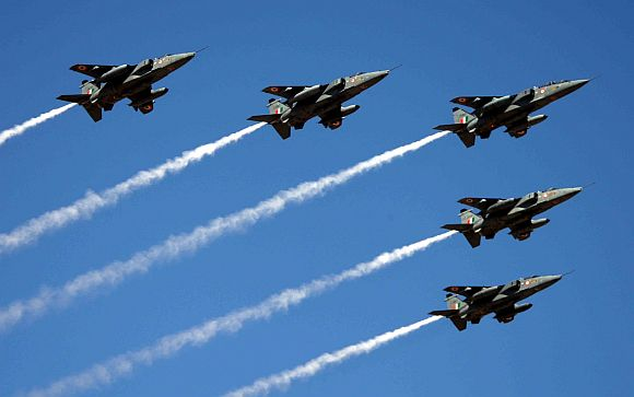 IAF's BEST ready to thrill on Republic Day