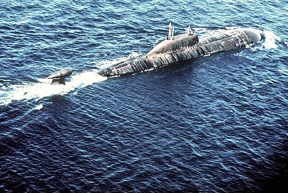Russia hands over nuke attack sub to India