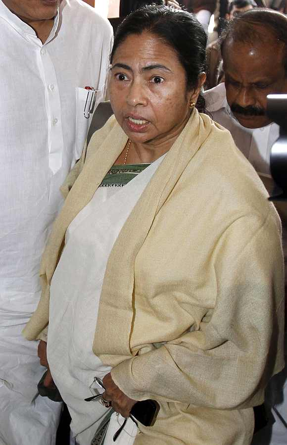 Who'd have known? Mamata's 5 years younger!