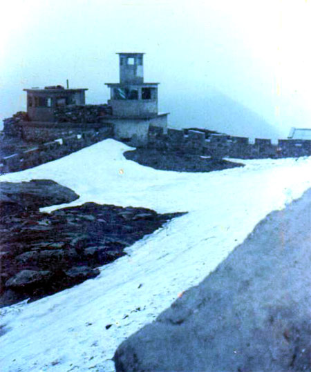 Nathu La is one place where the India and China positions are in close proximity