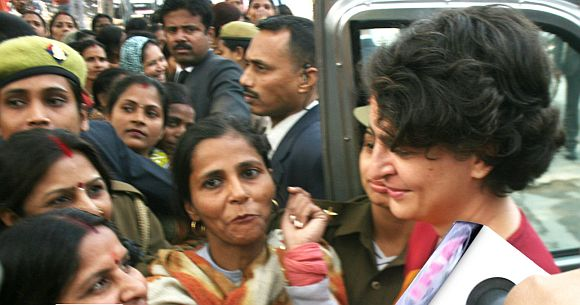 'We like Priyanka Gandhi more than Rahul'