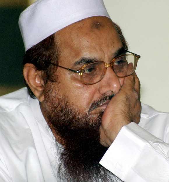 Jamaat-ud-Dawah chief Hafiz Mohammad Saeed