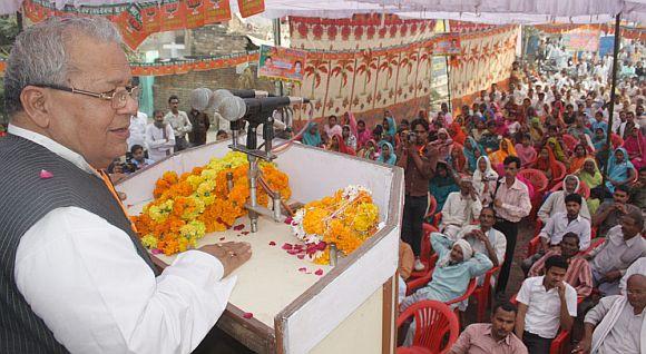 BJP National Vice President Kalraj Mishra