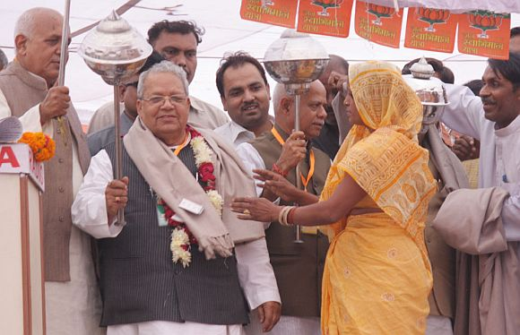 BJP National Vice President Kalraj Mishra