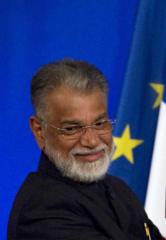ISRO chief K Radhakrishnan