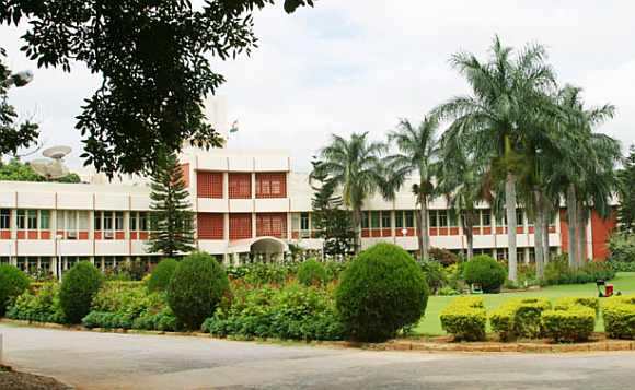 The ISRO headquarters in Bengaluru