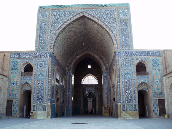 Bahrain Masjed-e Jame, Iran