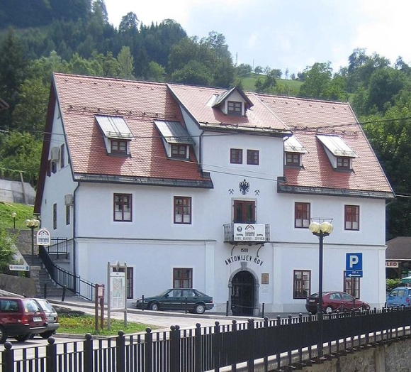 Heritage of Mercury Almaden and Idrija